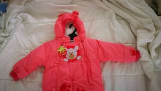 [NEW] Baby one piece winter wear