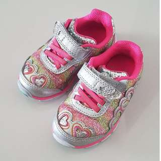 Stride Rite Joy Sneaker (Toddler/Little Kid) - Lights up with every step