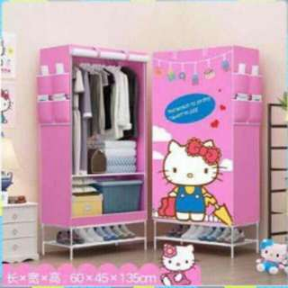 KITTY wardrobe&shoe layer good quality size:60×45×135 cm