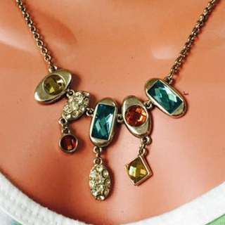 REPRICED (50% OFF )Statement Necklace