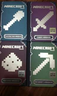 Minecraft Guidebooks (Full Set)