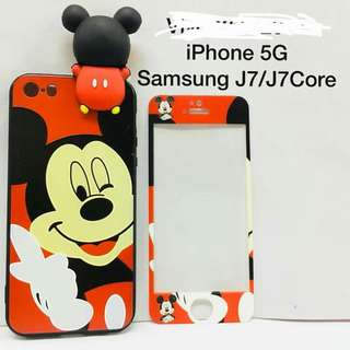 NEW MY COLORS CASE   P250                            3 in 1    CASE + TEMPERED GLASS + CARTOON STATUE                 100 % Pure Color High                      High Quality   - shake Freely  - placed sideways  - hold steady
