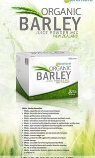 ORGANIC BARLEY by JC Premiere