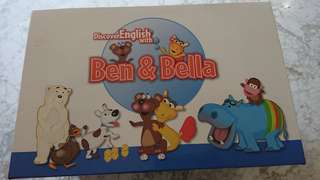 DISCOVER ENGLISH WITH BEN AND BELLA