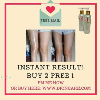 Instant Result slimming product