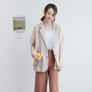 (PO) Temperament Chic Outerwear