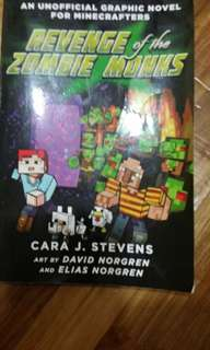 Minecraft Graphic Novel