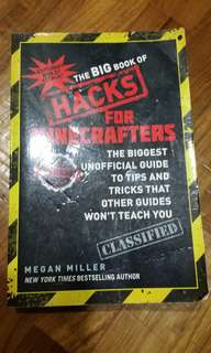 Minecraft Hacks (3 books in 1!)