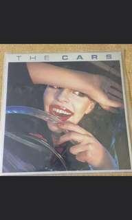 The cars vinyl