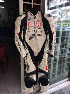 DAINESE ORIGINAL VELOSTER RACING SUIT