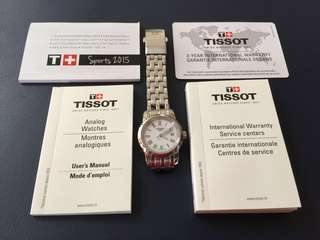 Tissot woman watch (original)