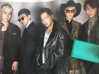 BIGBANG 日版 非賣品 B3 size POSTER