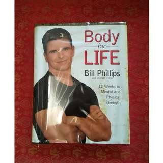 Body for life fitness guide book