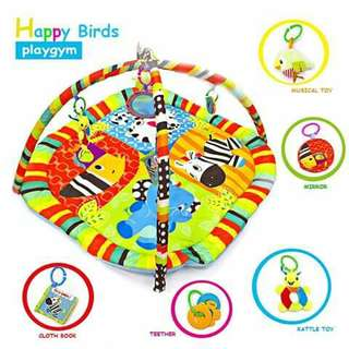 Baby Musical Play Gym - HAPPY BIRDS