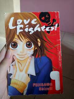 Komik love fighter! Chapter 1-2