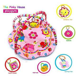 Baby Musical Play Gym - THE PINKY HOUSE