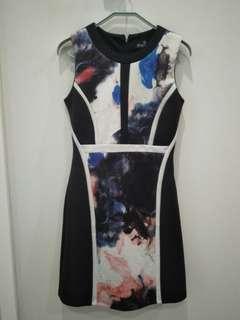 Doublewoot Bodycon Neoprene Dress
