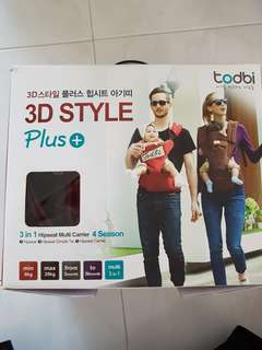 more than 50% off Todbi Baby Carrier