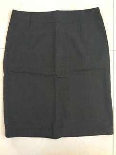 Working skirt - grey