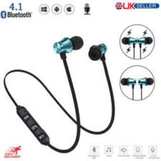 [PO} Wireless Bluetooth Earphones
