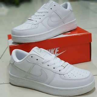 Nike Air Force All White High Quality With Box