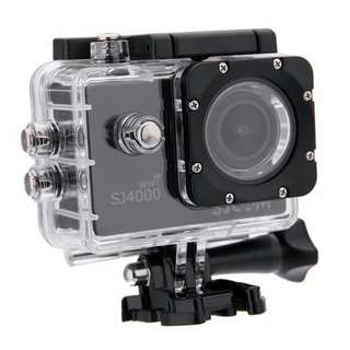 NEW GoPro ARRIVAL P4,400  ORIGINAL SJCAM SJ4000 WIFI. 2.0 LCD screen with the latest/upgraded waterproof case  . SJ4000 Action Camera with Wi-Fi from SJCAM features Wi-Fi connectivity for remote monitoring and control