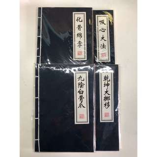 Chinese Martial Art Notebooks