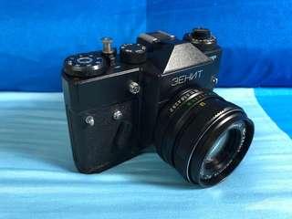 Zenit 3EHNT ET film camera