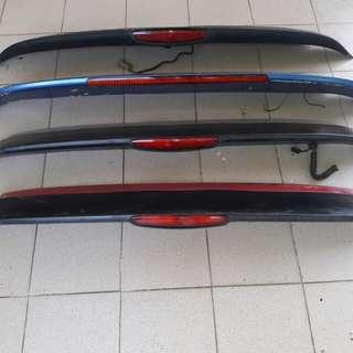 Honda Civic EG3-EG6 SR3 back spoiler