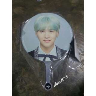 BTS SUGA IMAGE PICKET THE FINAL CONCERT