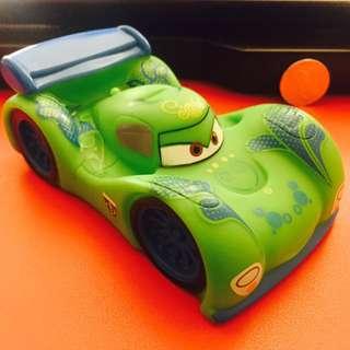 Disney Cars - Carla Veloso 4 1/2 inches