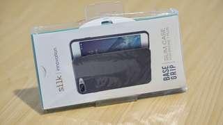 Silk Base Grip for iPhone 8 Plus 7 Plus Blue Jade