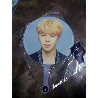 BTS JIMIN IMAGE PICKET THE FINAL CONCERT