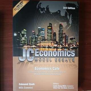 JC ECONOMICS ESSAY BOOK H1/H2