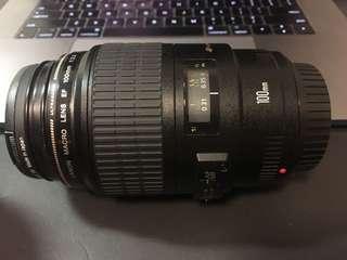 WTS: Canon EF100mm USM Macro lense