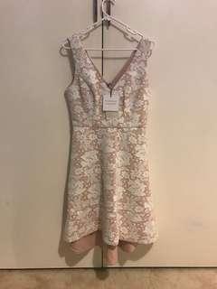 Portmans Signature Lace HiLo dress