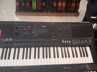 Keyboard Yamaha +Adaptor PA-150  PSR-E453 Cukup Bayar Admin 199.000