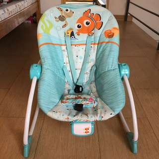 Bright Starts Disney Nemo 3in1 Rocker