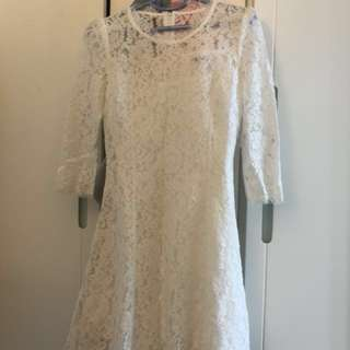 全新Lace Dress wedding