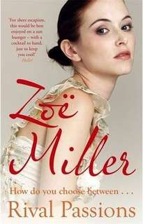 Rival Passions by Zoë Miller.