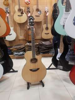 Dijual Credit Cort Gitar Acoustic AF-505-OP Cukup Bayar Admin 199.000