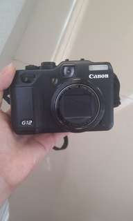[PRELOVED] Canon G12