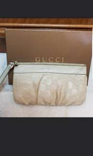 Gucci wallet💯authentic full set with box