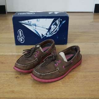 Sperry Topsiders (Leather Boat Shoes)