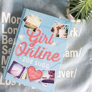 Girl Online Hardcover By Zoella