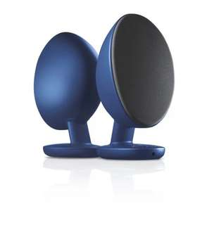 Kef egg wireless speakers