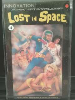 Lost in Space Comic Unread