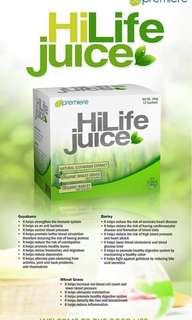 HiLife Juice by JC Premiere
