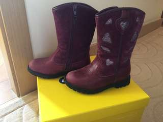 Dr Kong winter boots for girls - size 27