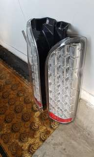Hiace led tail light